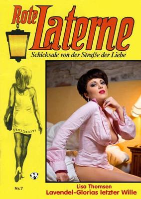 Erotik Lavendel-Glorias letzter Wille von Lisa Thomsen