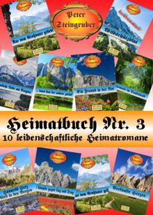 HEIMATBUCH 3 - Peter Steingruber